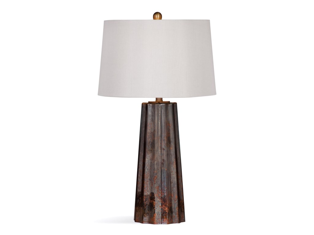 Bassett Mirror Thoroughly ModernOrleans Table Lamp
