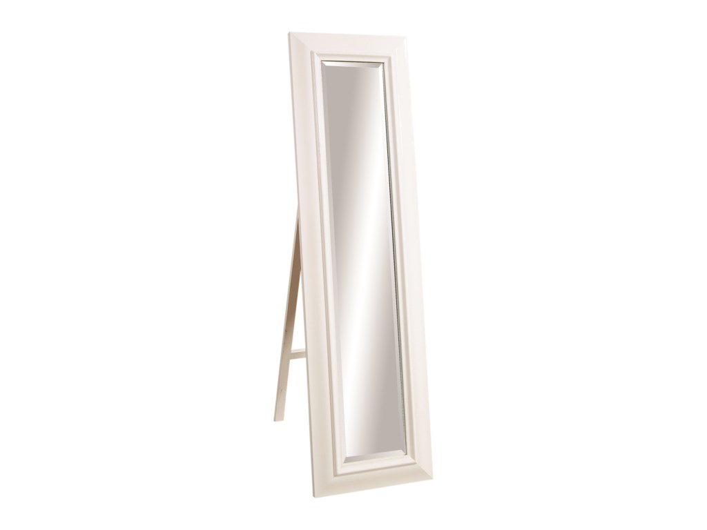 Bassett Mirror Thoroughly ModernPutnam Cheval Mirror