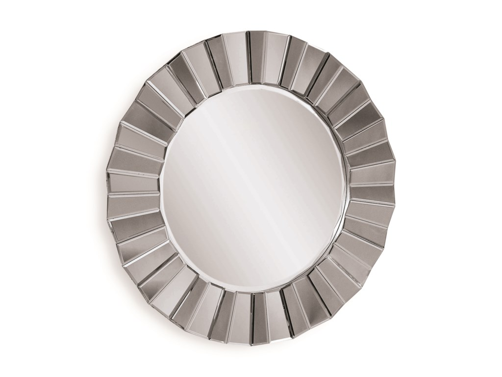 Bassett Mirror Thoroughly ModernParker Wall Mirror