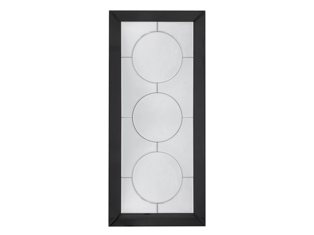 Bassett Mirror Thoroughly ModernHayden Leaner Mirror