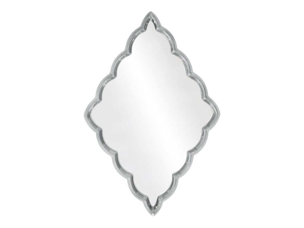 Bassett Mirror Thoroughly ModernRamato Wall Mirror