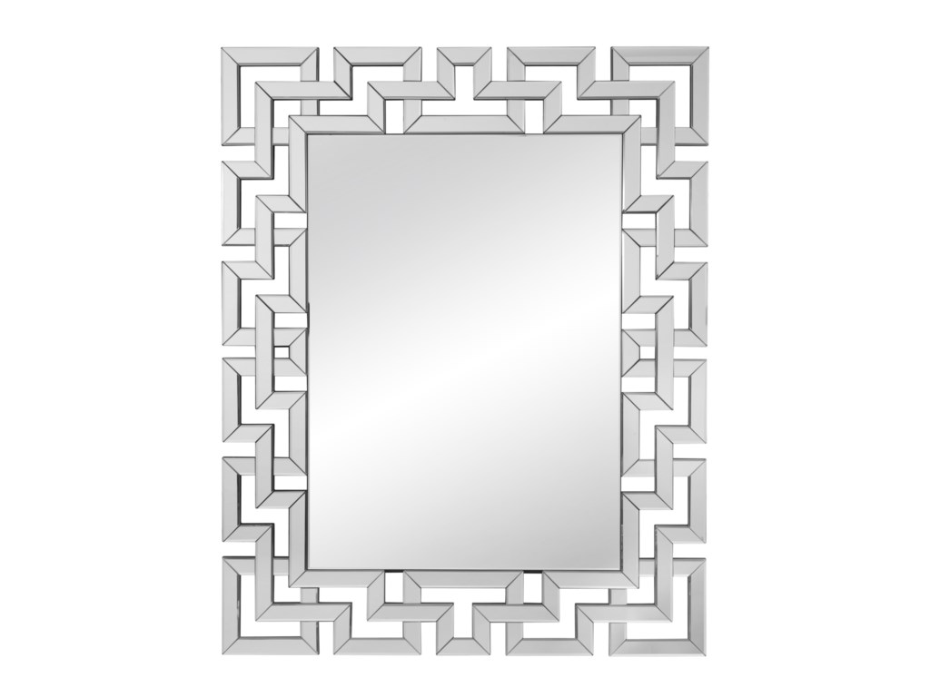 Bassett Mirror Thoroughly ModernWinslow Wall Mirror