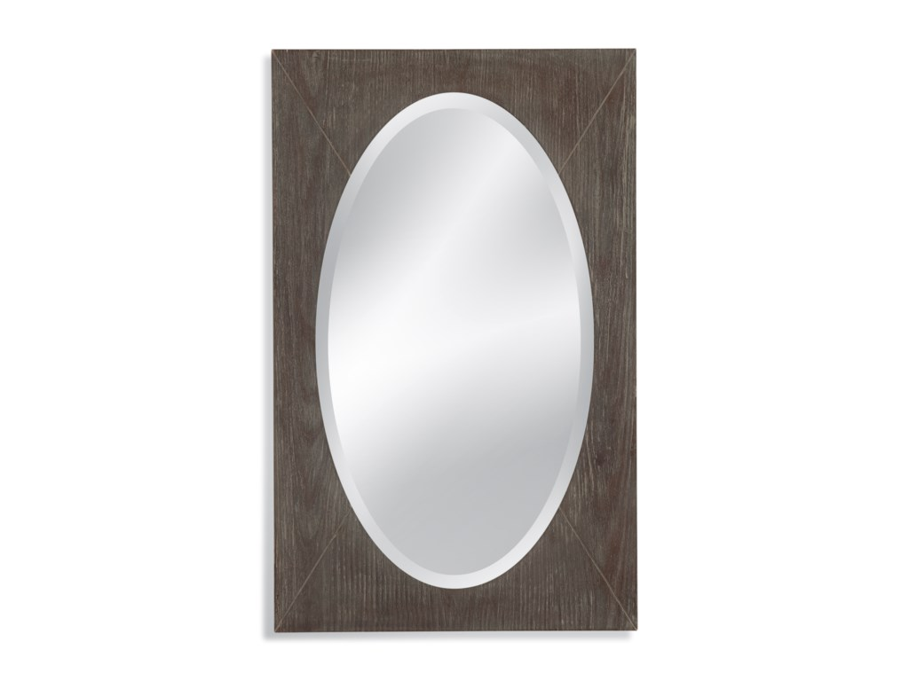 Bassett Mirror Thoroughly ModernShelby Wall Mirror