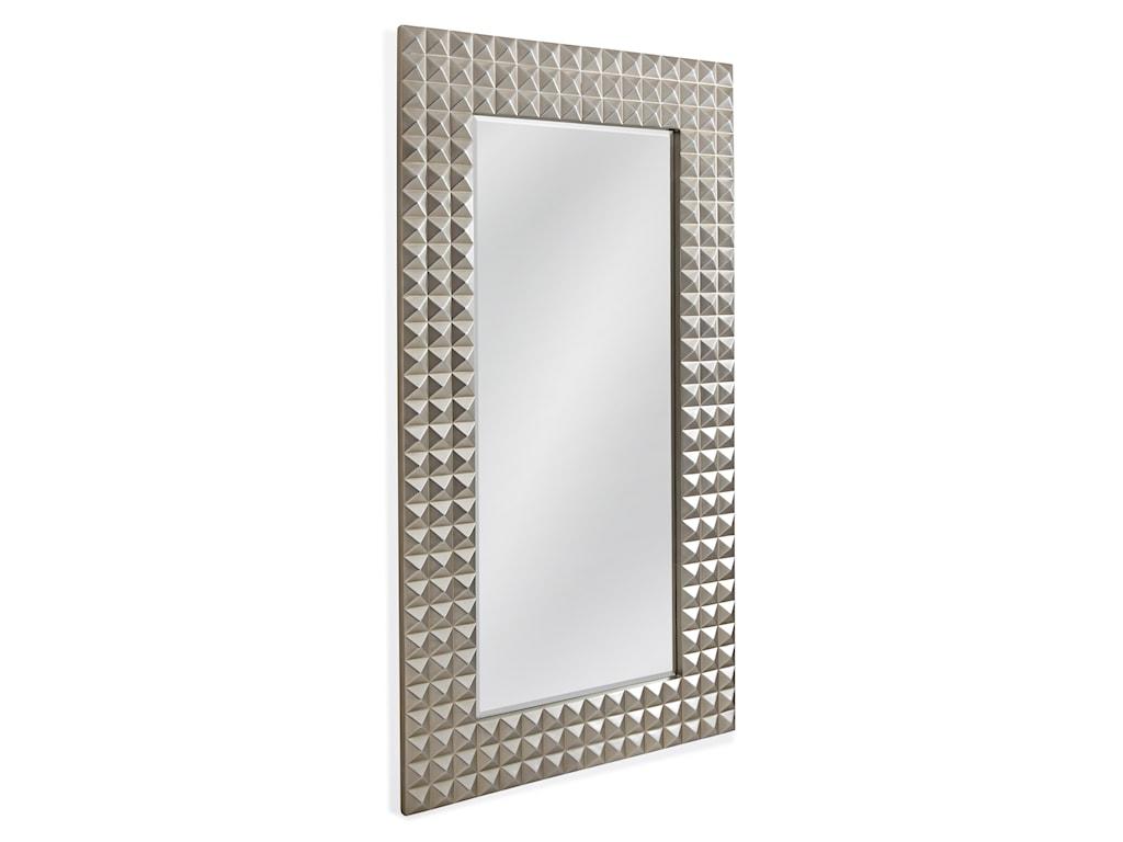Bassett Mirror Thoroughly ModernGrayson Leaner Mirror