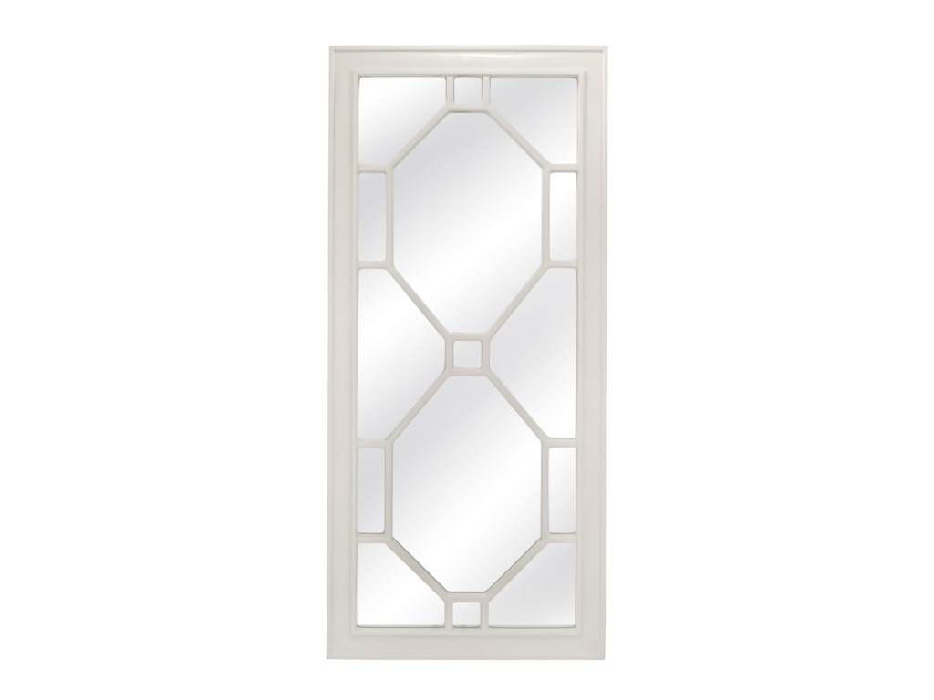 Bassett Mirror Thoroughly ModernChance Wall Mirror
