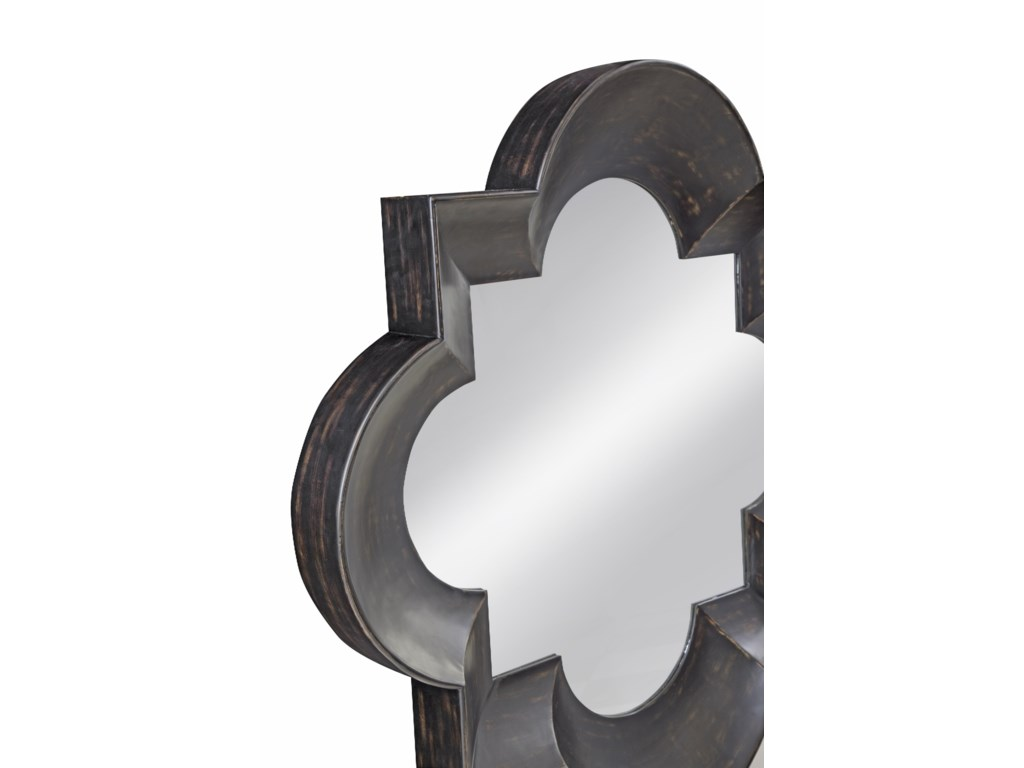 Bassett Mirror Thoroughly ModernRemsen Wall Mirror