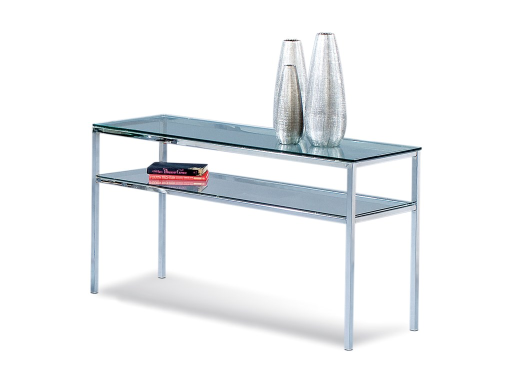 Bassett Mirror Thoroughly ModernPatinoire Entertainment Console