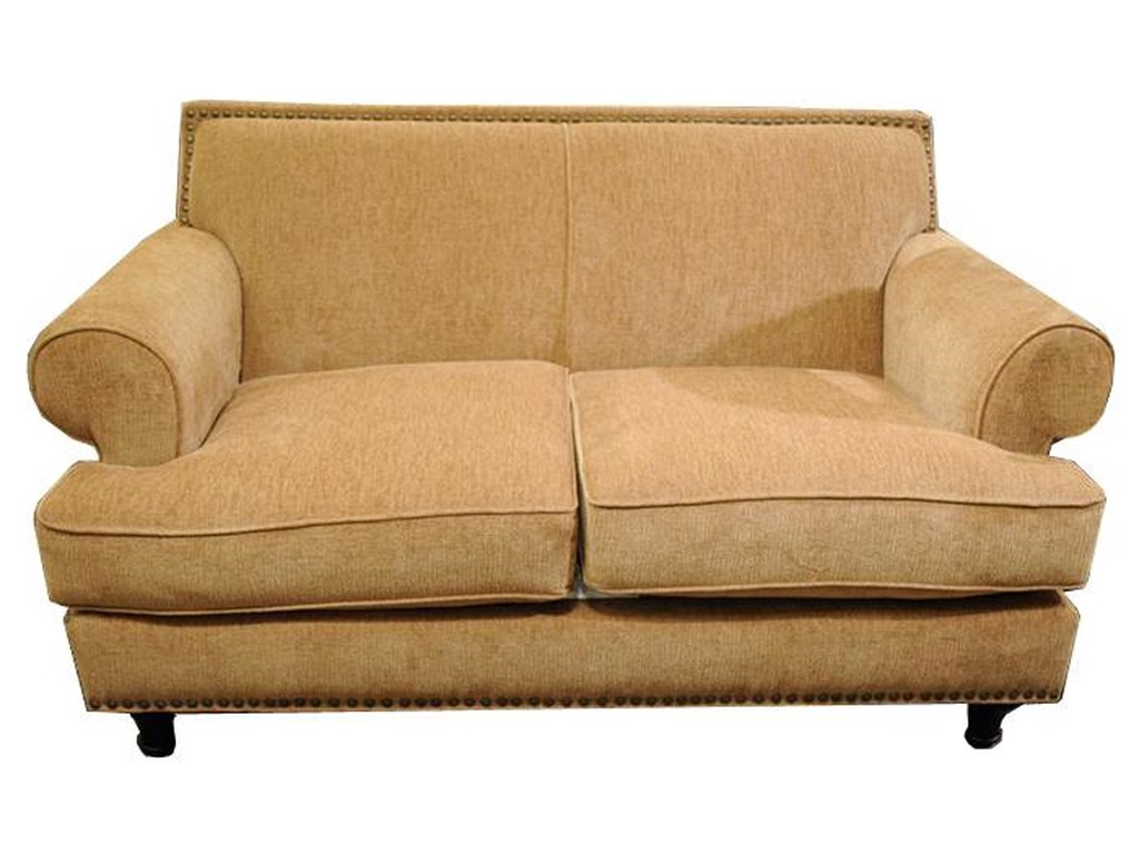 Bauhaus 129KTraditional Love Seat