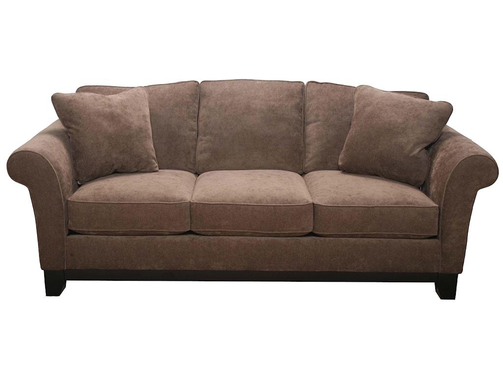 Bauhaus 33SMATransitional Sofa