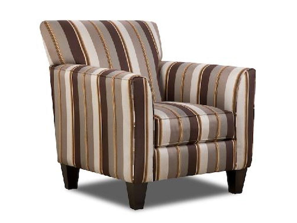Bauhaus 403DContemporary Stationary Chair