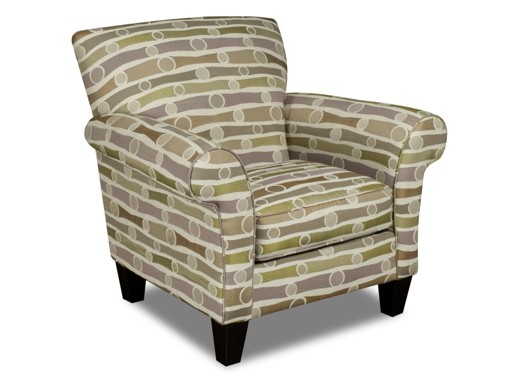 Bauhaus 405ATrack Arm Upholstered Chair
