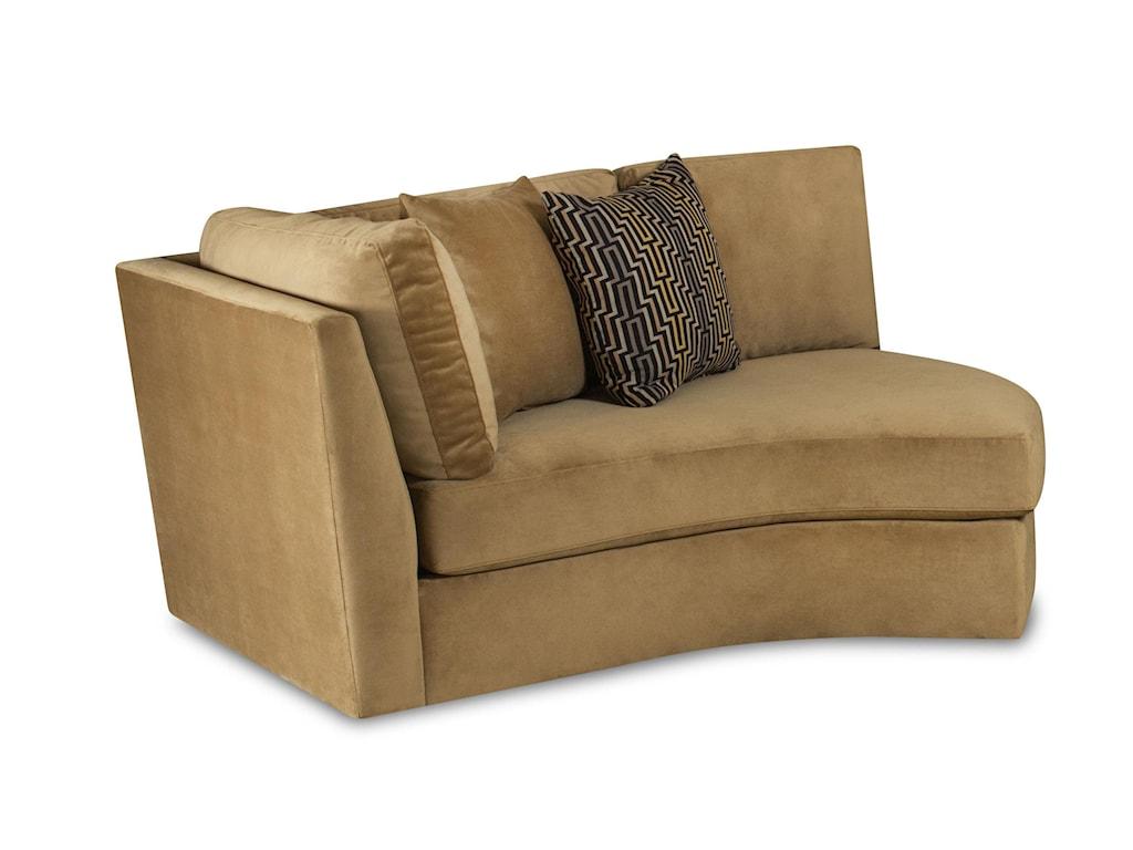 Bauhaus 55JATransitional Love Chair