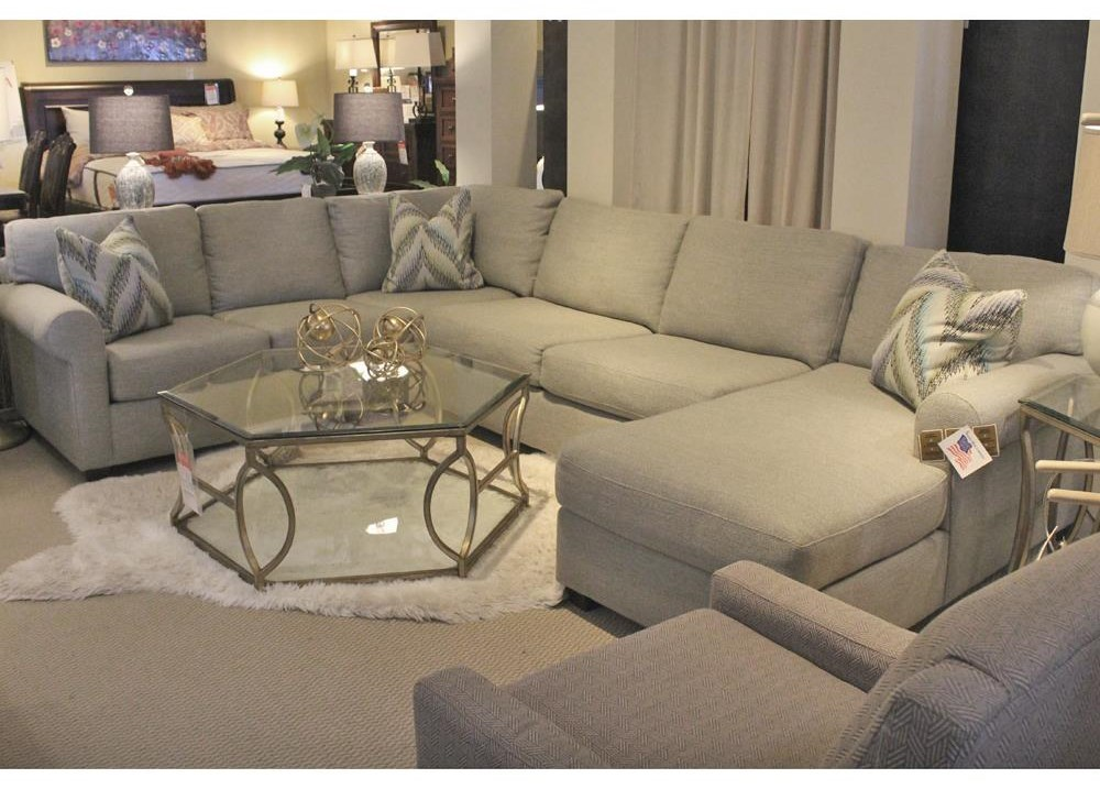 Metro Collection Spring Hill3 Piece Sectional