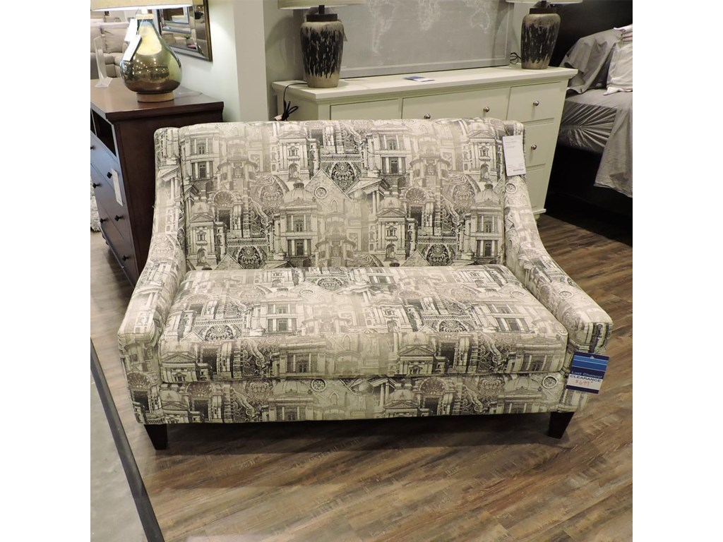 Metro Collection ClearanceWoodley Settee
