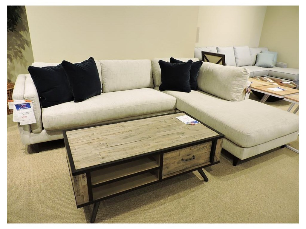 Metro Collection ClearanceBraddock Sectional