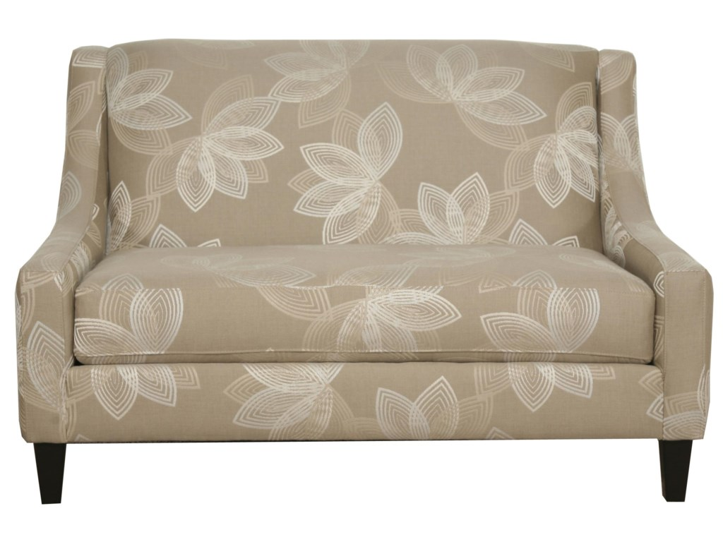 Metro Collection AccentsWoodley Settee