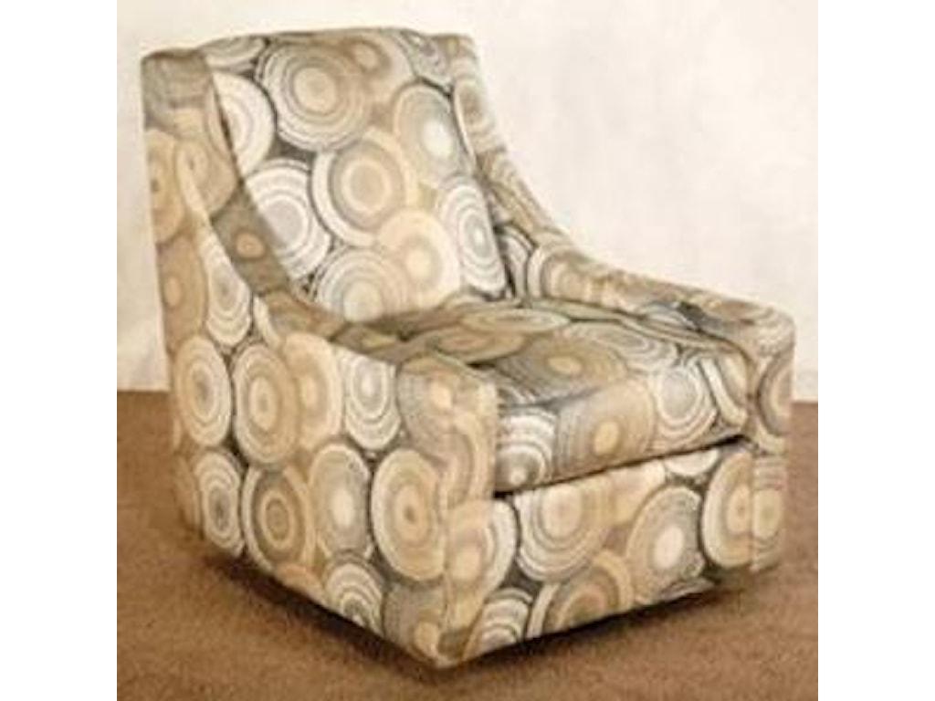Bauhaus ConnickContemporary Swivel Chair