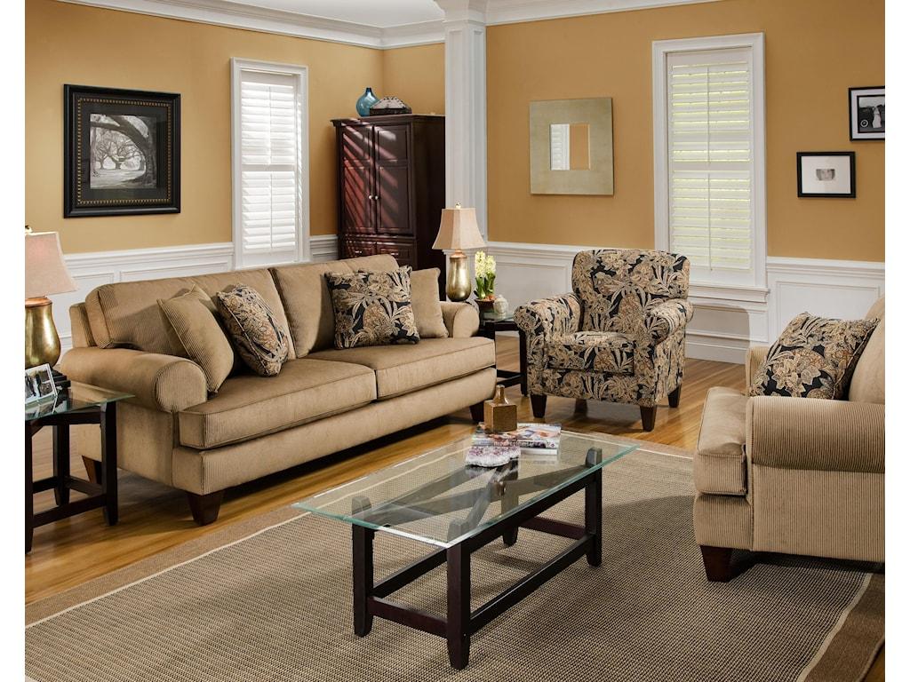Bauhaus G07UStationary Sofa