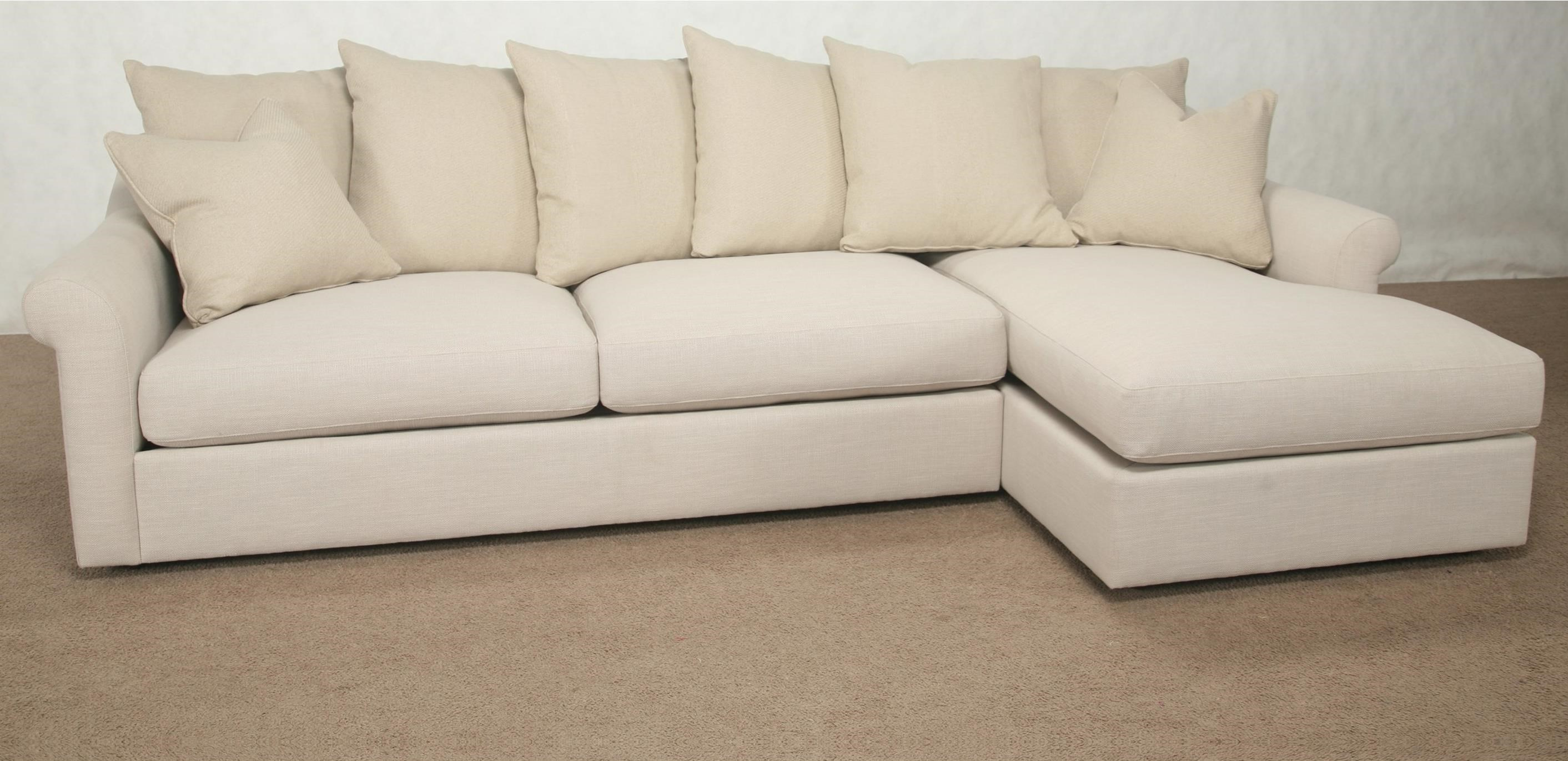 Bauhaus H16 Sectional with Chaise  sc 1 st  Pilgrim Furniture City : bauhaus sectional sofa - Sectionals, Sofas & Couches