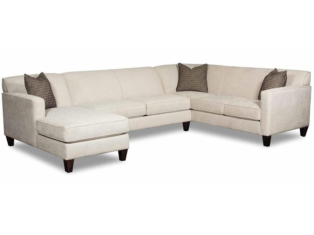 Hadley Sectional Sofa By Bauhaus