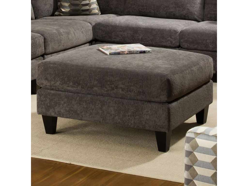 Bauhaus McGrawContemporary Bump Ottoman
