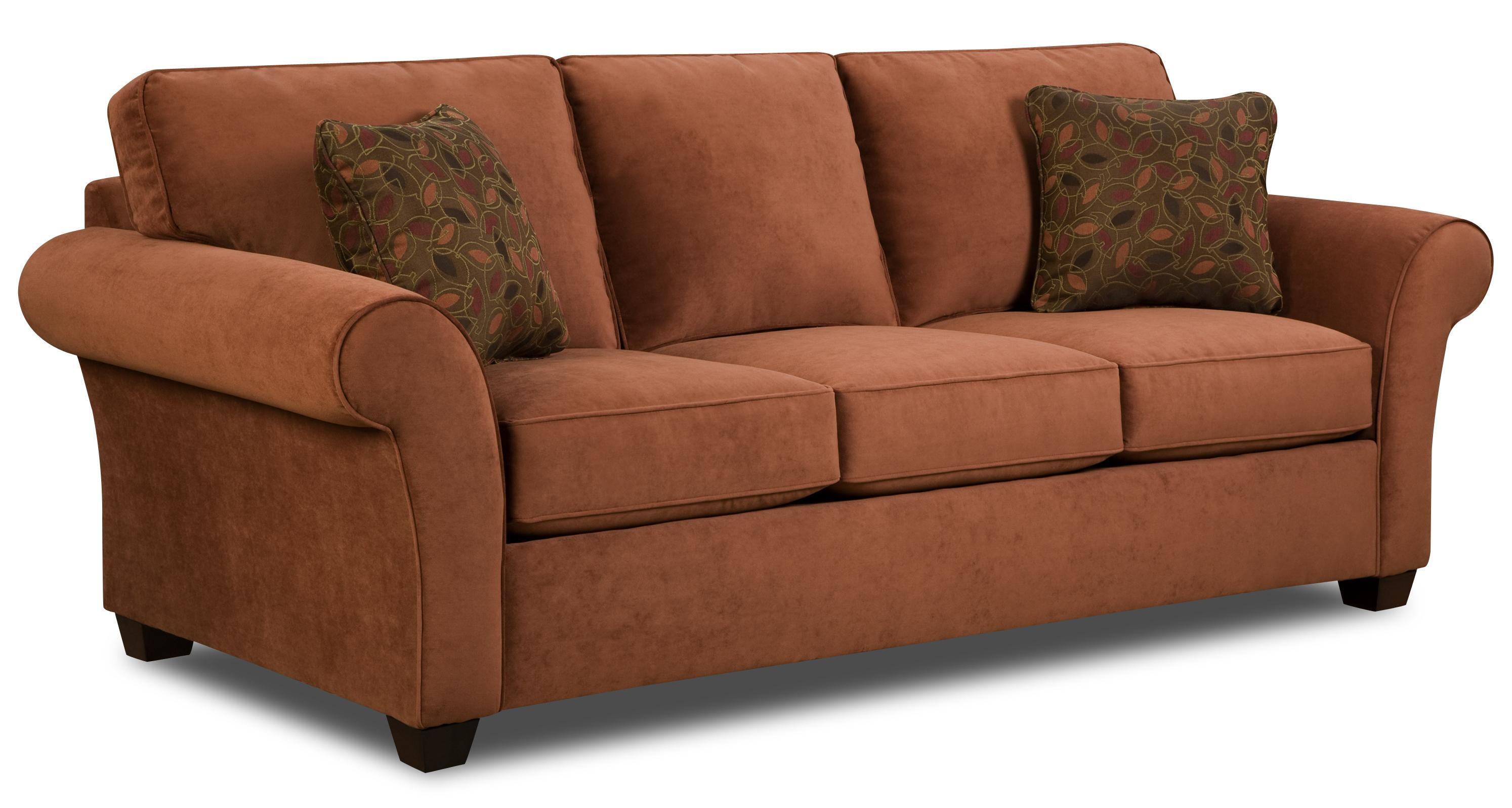 Delightful Bauhaus Z01KStationary Sofa
