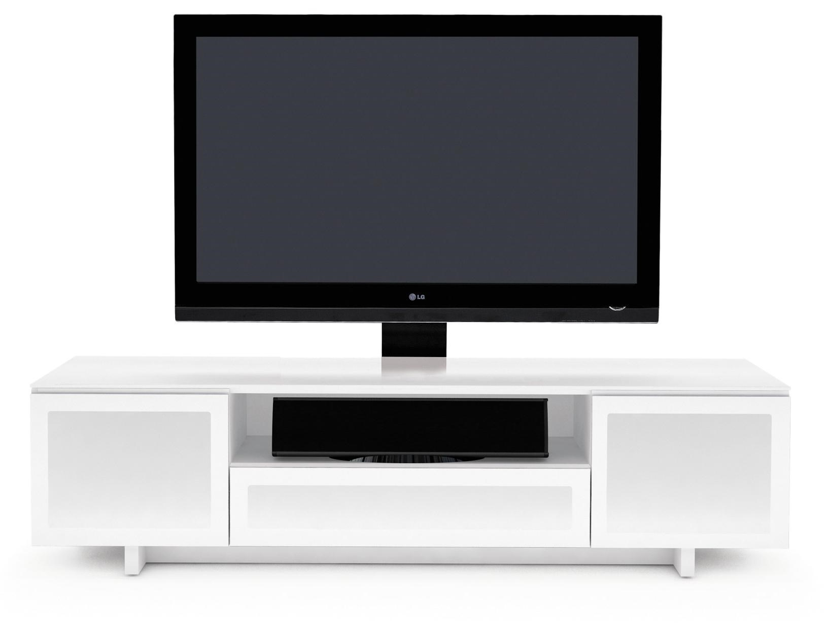 BDI Nora Modern Adjustable u0026 Ventilated Media Cabinet - Jordanu0026#39;s Home Furnishings - TV or ...