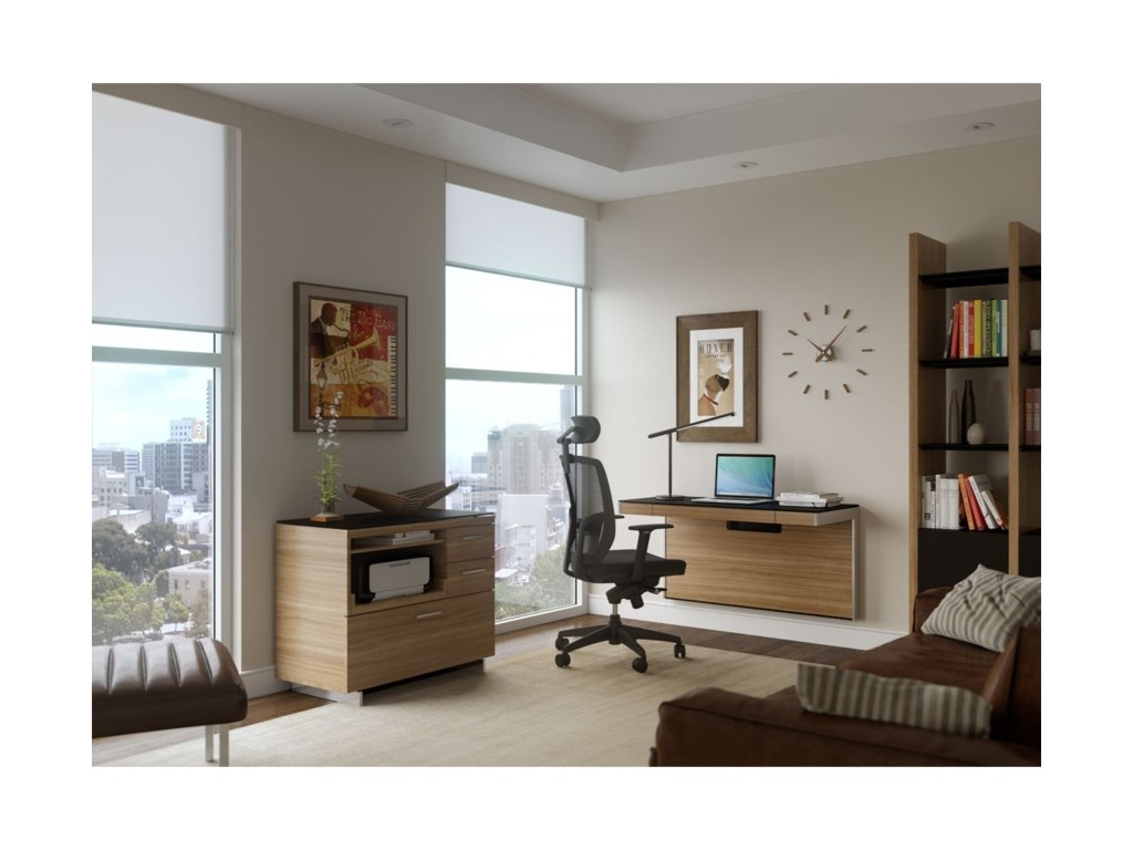 BDI SequelWall Desk