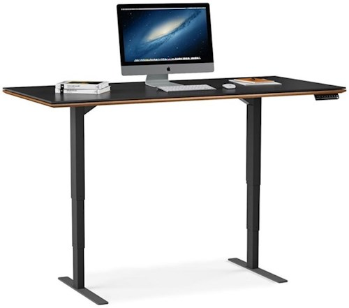 BDI Sequel Lift Desk with Programmable Digital Keypad