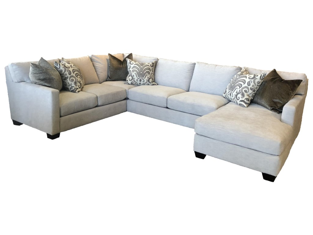 Reeds Trading Company 13001300 3 Piece Sectional