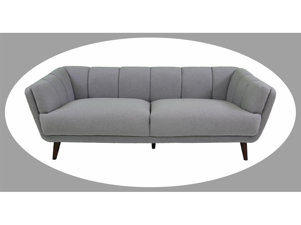 Reeds Trading Company DukeMid Century Modern Sofa