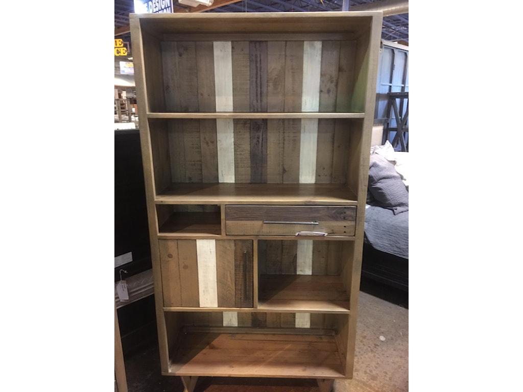 Reeds Trading Company TrestlesBookcase