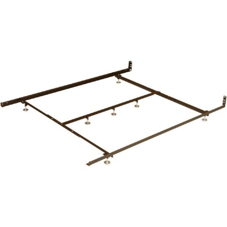 Full, Queen and King Low Profile Bed Frame