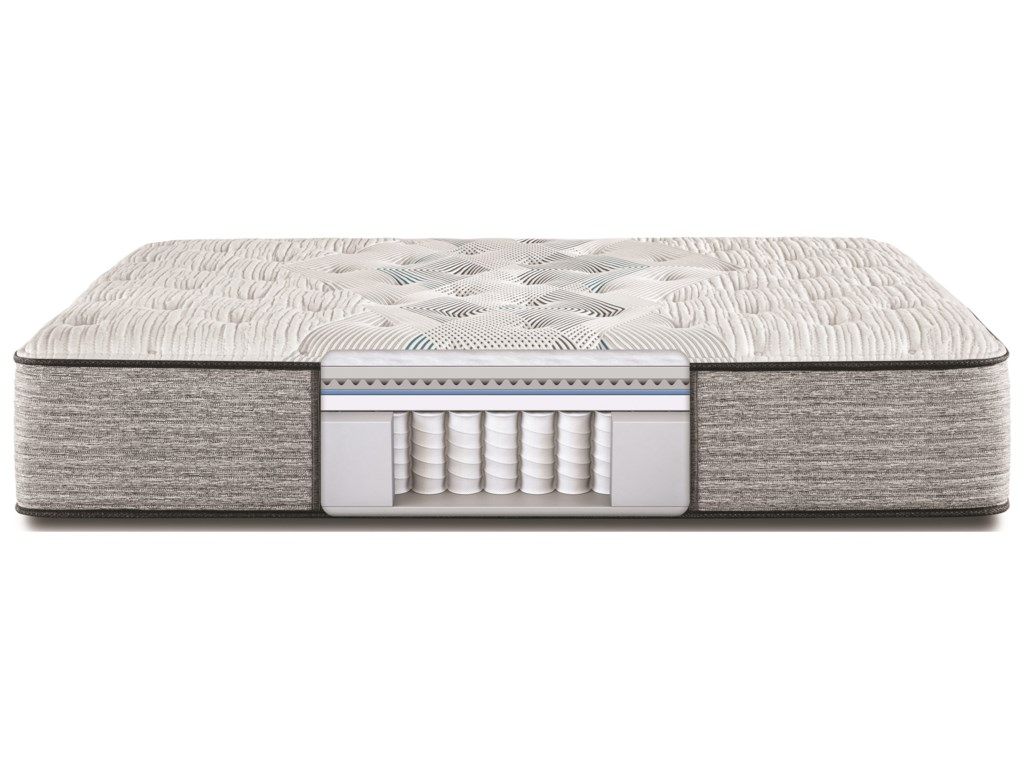 Beautyrest Carbon Series MediumTwin XL 13 3/4