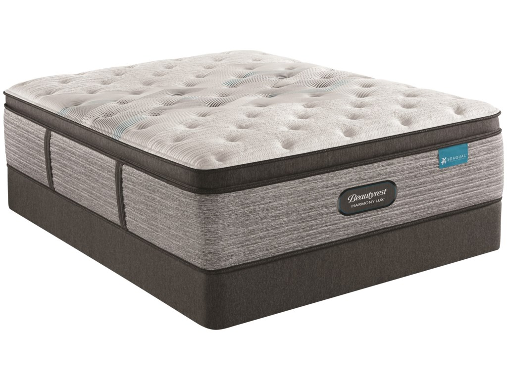 Beautyrest Carbon Series Plush PTTwin XL 15 3/4