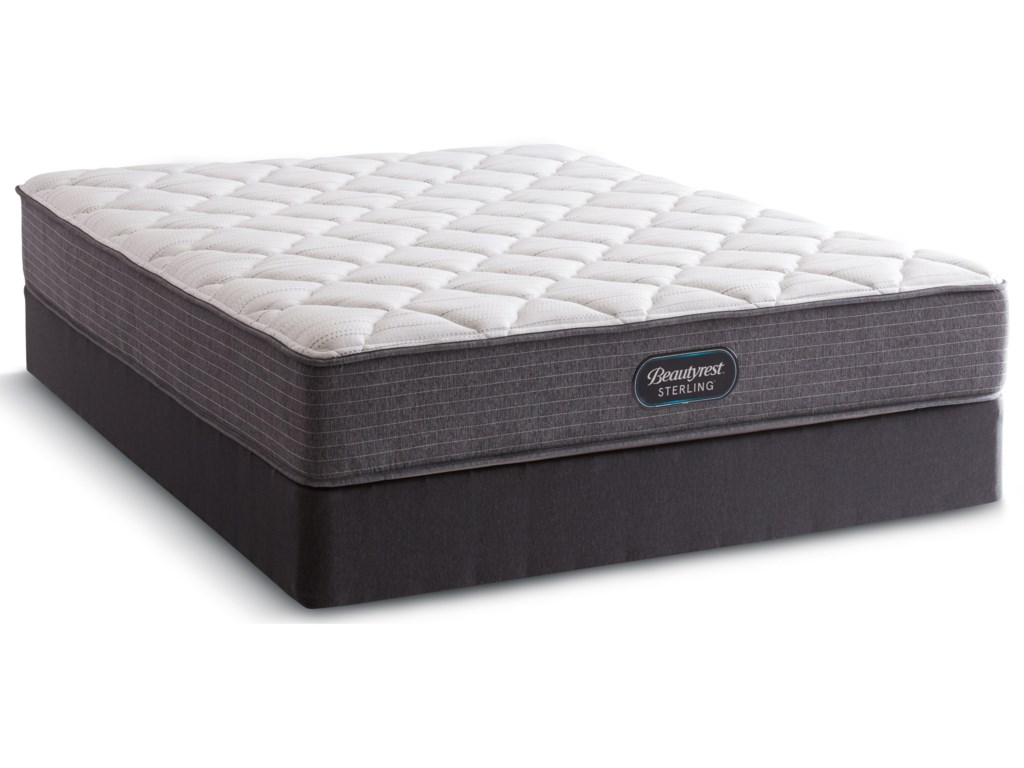 Beautyrest Canada Trentdale Firm Tight TopQueen Pocketed Coil Mattress Set