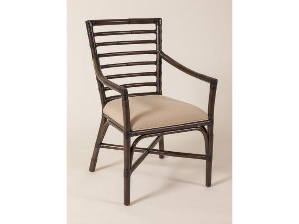 C.S. Wo & Sons HamptonDining Arm Chair