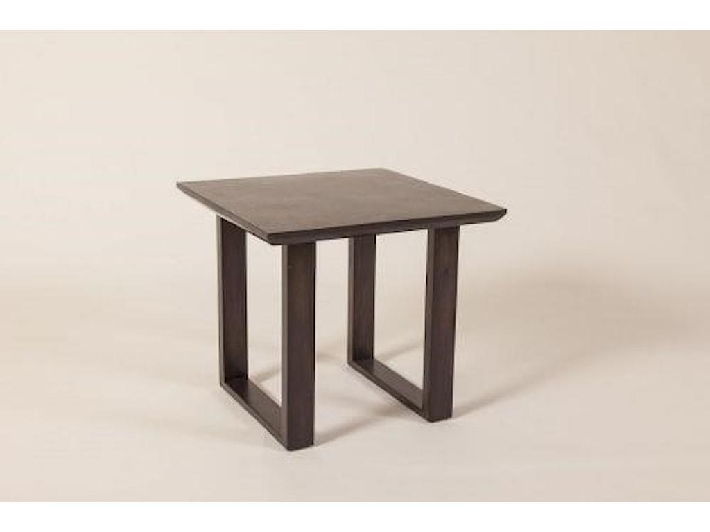 C.S. Wo & Sons LoftEnd Table