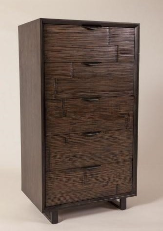 C.S. Wo & Sons Loft5 Drawer Chest