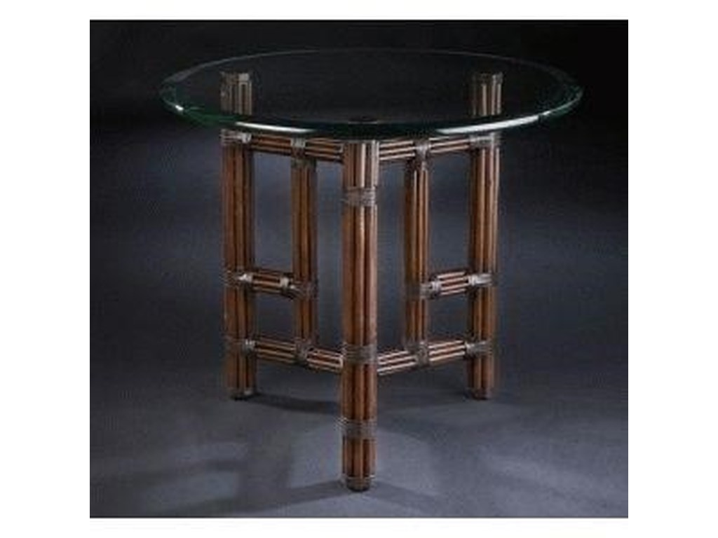 C.S. Wo & Sons Sumatra II TobaccoEnd Table