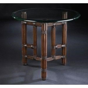 C.S. Wo & Sons Sumatra II TobaccoEnd Table