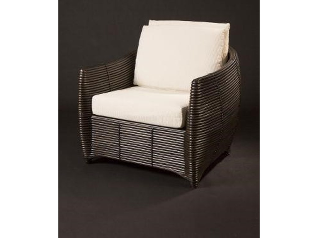 C.S. Wo & Sons ValenciaLounge Chair
