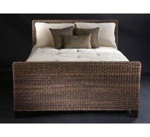 C.S. Wo & Sons VisionsQueen Bed