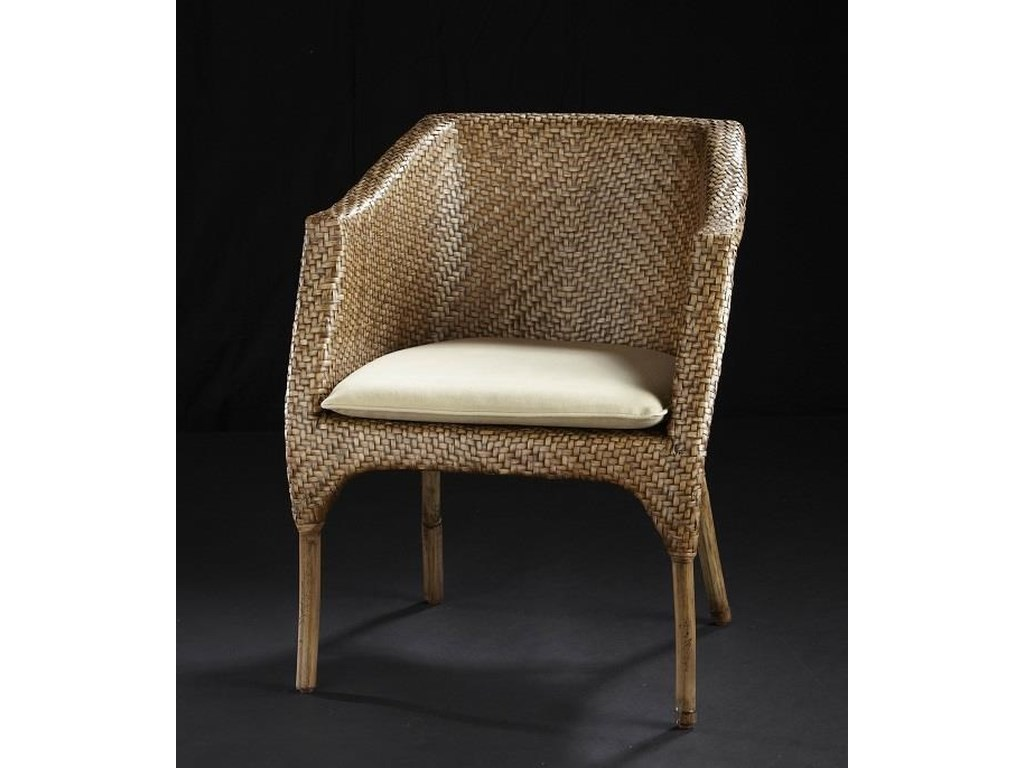 C.S. Wo & Sons Carla IIDining Arm Chair