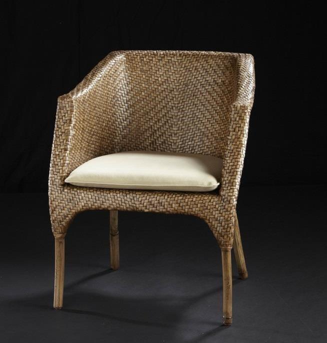 C.S. Wo & Sons Carla IIArm Chair