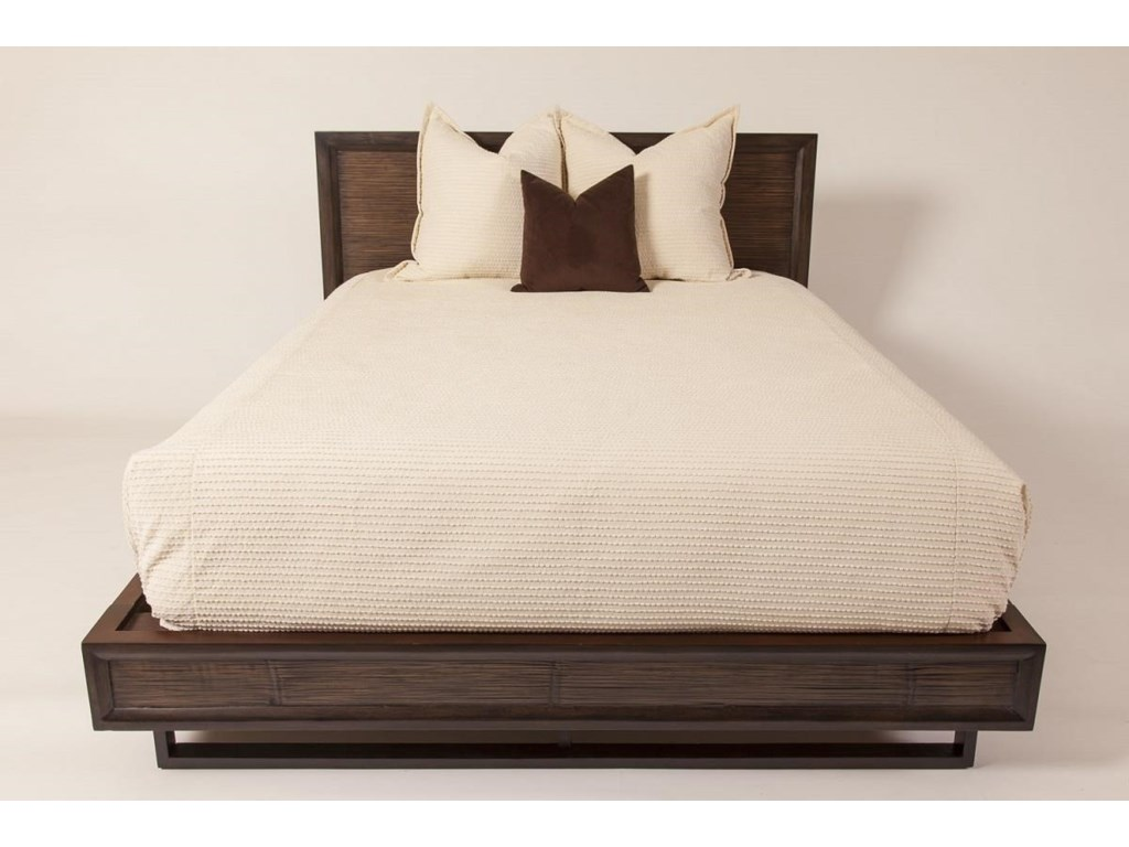 C.S. Wo & Sons LoftCalifornia King Bed