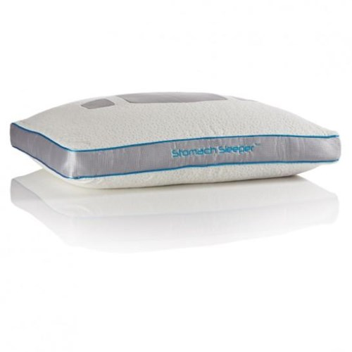 Bedgear Aspire  Aspire Advanced Performance Position Pillow for Stomach Sleepers