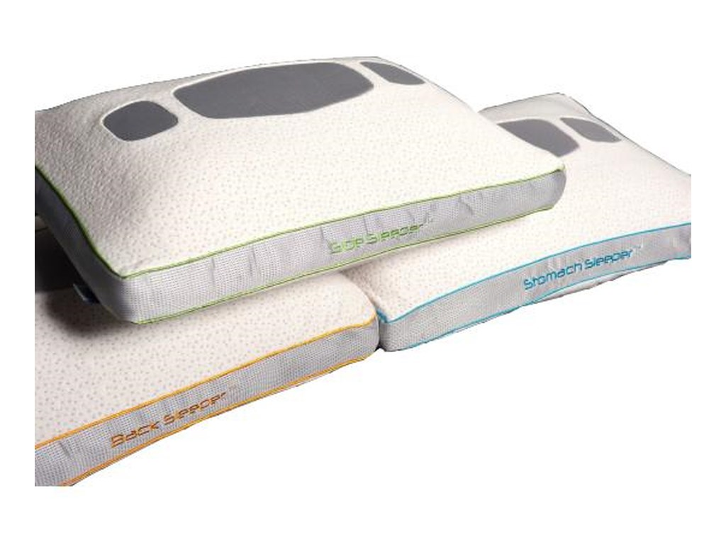 Bedgear Aspire Aspire Advanced Performance Position Pillow