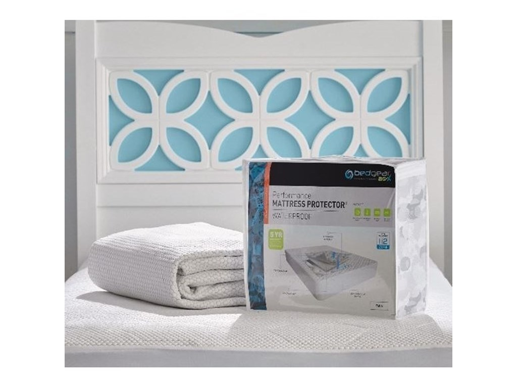 Bedgear BG-XTwin Waterproof Mattress Protector