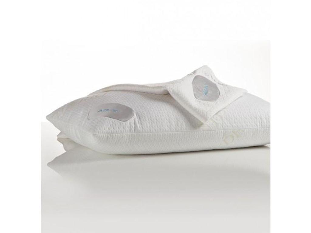 Bedgear Dri-Tec®Air-X® Jumbo / Queen Pillow Protector